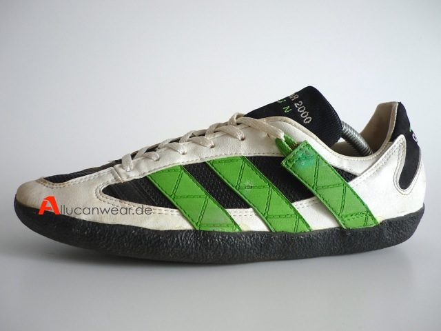 1996 Vintage Adidas Adistar 2000 Spin Sport Schuhe Trainers