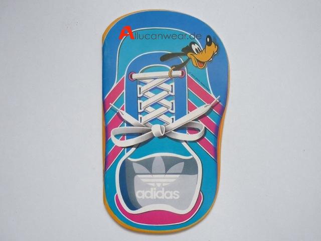 VINTAGE ORIGINAL METAL Disney Goofy Adidas Sports Trainers