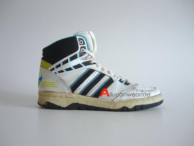 Allucanwear vintage shoes & clothing 1990 VINTAGE ADIDAS